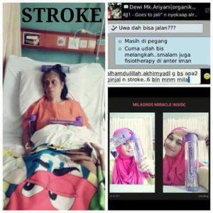 testimoni stroke Milagros 3