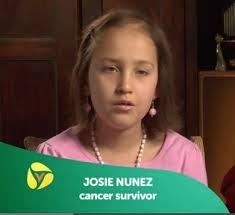josie Nunez penderita kanker