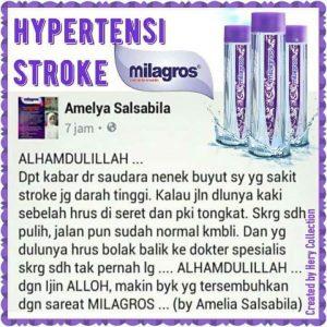 testimoni stroke Milagros 4