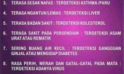 Healing Crisis Minum Air Milagros